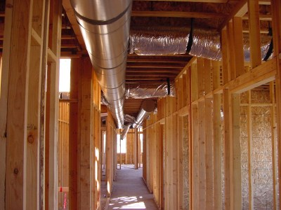 Duct work by Armored Air
