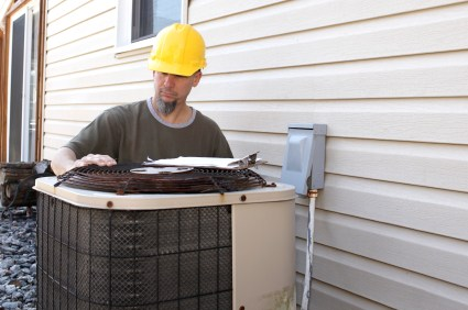 HVAC work by Armored Air