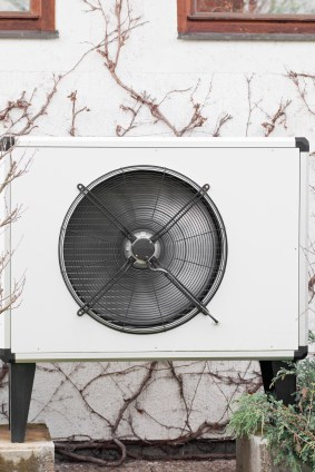 Air heat pump in Modesto CA by Armored Air